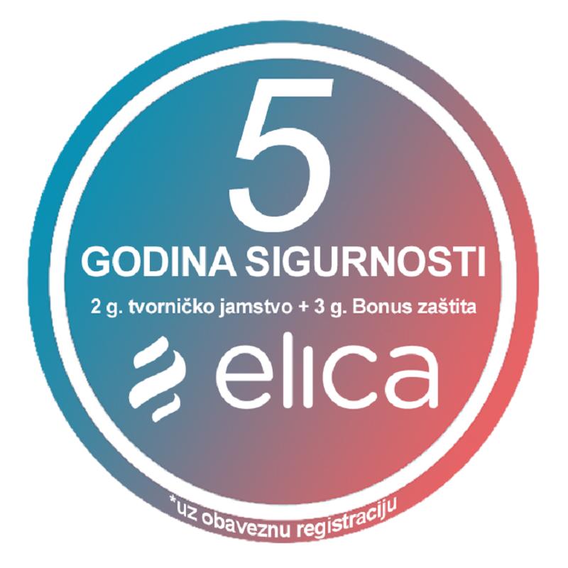ELICA kuhinjske nape 2+3 godine garancije uz obaveznu online prijavu