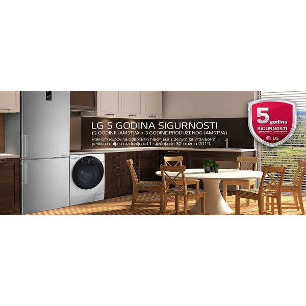 LG PROMOCIJA - 5 GODINA JAMSTVA na odabrane hladnjake i perilice rublja...