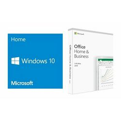 DSP Win10 Home + Office H&B 2019 - ENG, KW9-00139 + T5D-03308