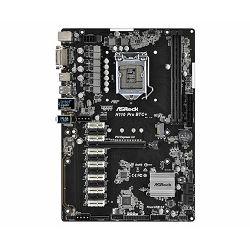 Matična ploča ASR H110 PRO BTC+