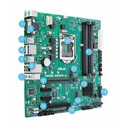 Matična ploča ASUS PRIME B360M-C