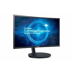 Samsung monitor LC24FG70FQUXEN Zakrivljeni Gaming 144Hz Pivo