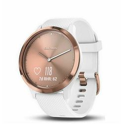 Garmin Vivomove HR Sport S/M- Rose-gold bijeli