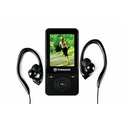 MP3/MP4 player Transcend 8GB T Sonic 710 Black