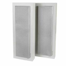Zvučnici ugradbeni DLS Flatbox Slim Large-V2 bijeli