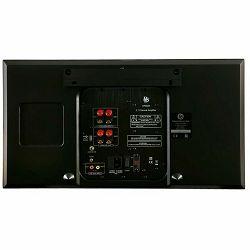 Subwoofer ugradbeni DLS FLATSUB Stereo One crni (2.1 sistem s BT funkcijom)