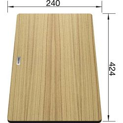 DASKA za BLANCO SUBLINE, ANDANO, MEVIT XL 6 S, PLEON - DRVO  (424x240mm)