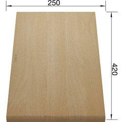 DASKA za BLANCO DALAGO - DRVO BUKVA  (420x250mm)