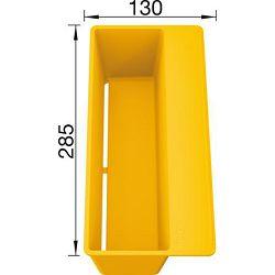 KADICA BLANCO SITYBox  (285x130mm)  PVC ŽUTA