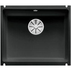 BLANCO sudoper FLOW XL 6 S-IF InFino  INOX 18/10, s dalj. uprav. PushControl