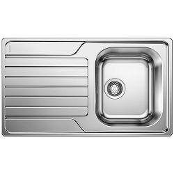 BLANCO sudoper DINAS 45 S INOX 18/10, bez dalj. upr.
