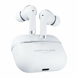 Slušalice HAPPY PLUGS Air1 ANC, bežične bijele