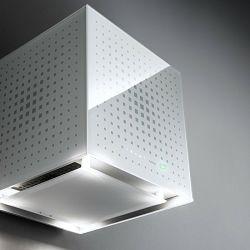 Falmec kuhinjska napa RUBIK E-ION 42 LED Zidna BIJELA 450m3h