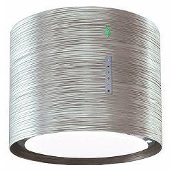 Falmec kuhinjska napa TWISTER E-ION LED 45 Zidna TITANIO 450m3h
