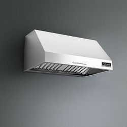 Falmec kuhinjska napa ZEUS PRO 120 Zidna INOX 950m3h LED