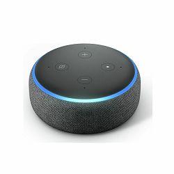 Pametni zvučnik AMAZON Echo Dot (3rd Generation), crni (Bluetooth)
