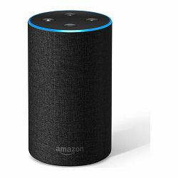 Pametni zvučnik AMAZON Echo (2nd generation) crni (Bluetooth, Wi-Fi)