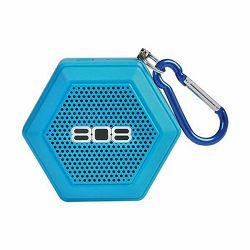 Prijenosni zvučnik 808 AUDIO Tether SP 50BL E plavi (Bluetooth, baterija 6h)