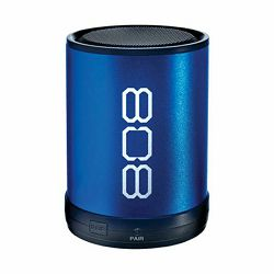 Prijenosni zvučnik 808 AUDIO Canz Plus SP 888BLDG E plavi (Bluetooth, baterija 6h)