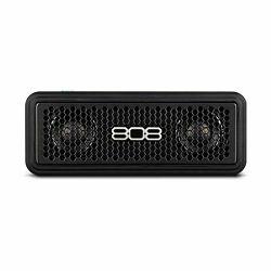 Prijenosni zvučnik 808 AUDIO XS SP 260BK/P E crni (Bluetooth, baterija 8h)