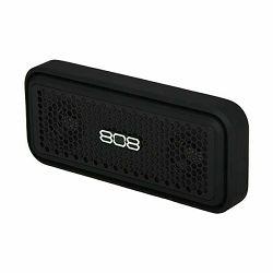 Prijenosni zvučnik 808 AUDIO Sport SPR 100BK E crni (Bluetooth, baterija 8h)