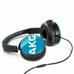 Slušalice AKG Y50 plave