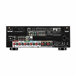 AV receiver DENON AVR-X2700H DAB crni (Bluetooth, Wi-Fi, Airplay 2, FM radio)