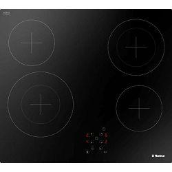 Ploča za kuhanje Hansa BHC96508, staklokeramika, dvije proširene zone, touch