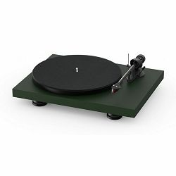 Gramofon PRO-JECT DEBUT CARBON EVO (2M-Red) satin green