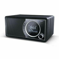 Radio SHARP DR-450 crni (DAB+, FM, BT, RDS)