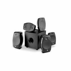 Zvučnici FOCAL Sib Evo Dolby Atmos 5.1.2 Black