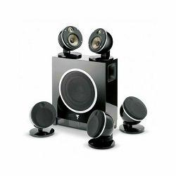 Set zvučnika za kućno kino FOCAL DOME Flax 5.1 Subair Black