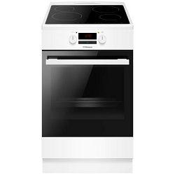 Samostojeći indukcijski štednjak Hansa FCIW58203, bijeli