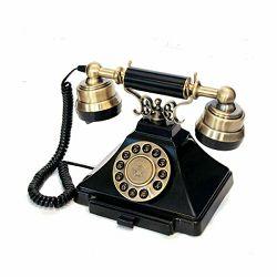 Telefon GPO RETRO DUKE crni