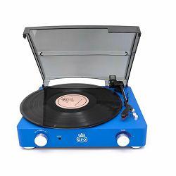 Gramofon GPO RETRO STYLO II kobalt plavi