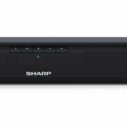 Soundbar SHARP HT-SB110 (90W, 2.0 kanal SLIM, Bluetooth, HDMI)
