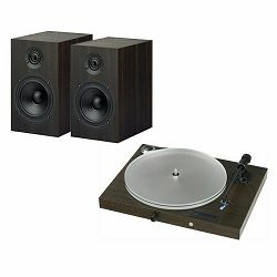 Set gramofon i zvučnici PRO-JECT JUKE BOX S2 STEREO SET eucalyptus