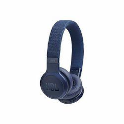 Slušalice JBL LIVE 400BT plave (bežične)