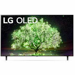 TV LG OLED55A13LA ( UHD, Smart TV,Cinema HDR,  DVB-C/T2/S2, 139cm)