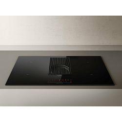 ELICA ploča za kuhanje sa integriranom napom NIKOLA TESLA PRIME BL/F/80