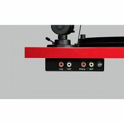 Gramofon PRO-JECT ESSENTIAL III BT, OM-10 crni