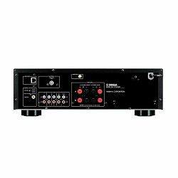 Stereo receiver YAMAHA R-N402D silver (Bluetooth, Airplay, MusicCast, DAB+)