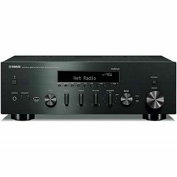Stereo receiver YAMAHA R-N602 crni