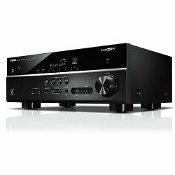AV receiver YAMAHA RX-V485 crni