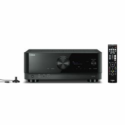 AV receiver YAMAHA RX-V6A crni