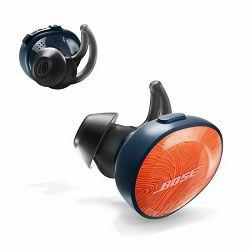 Slušalice BOSE SoundSport FREE orange navy (bežične)