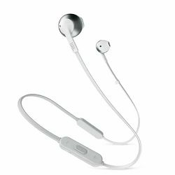 Slušalice JBL T205BT silver (bežične)