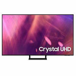 TV SAMSUNG UE75AU9072UXXH (191 cm, UHD, Smart TV, HDR10+, PQI 2800, DVB-S2, jamstvo 2 god)
