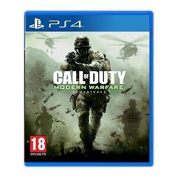 Call of Duty: Modern Warfare Remastered Standalone PS4