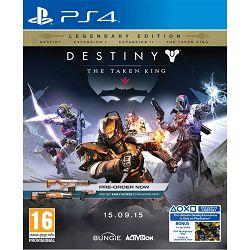 Destiny The Taken King: Legendary Edition PS4